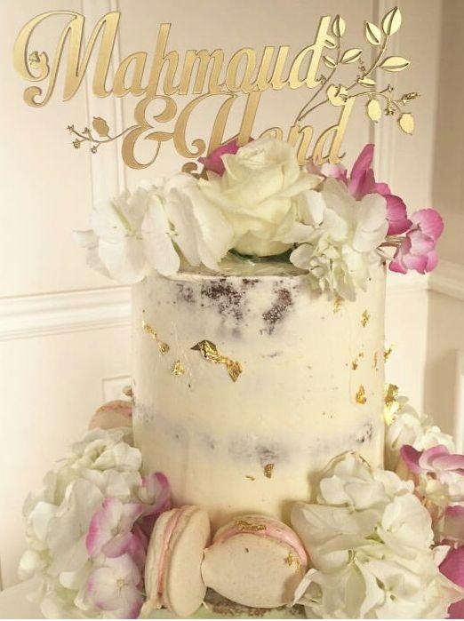 Santorini Wedding cakes | Santorini Bakery Patisserie Glikaki